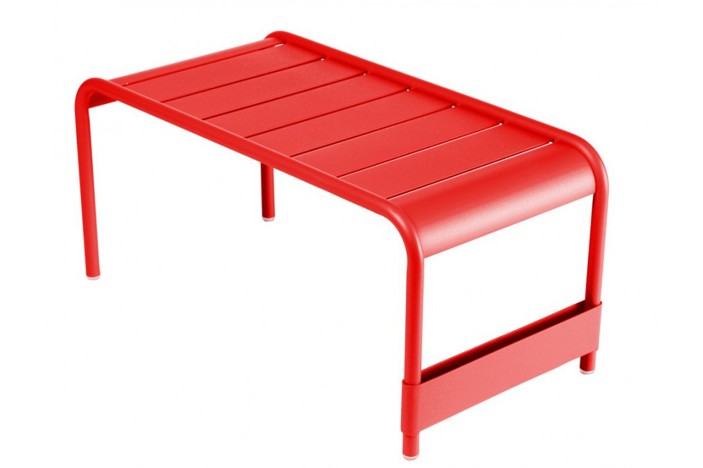 Banc Table Basse Luxembourg Fermob