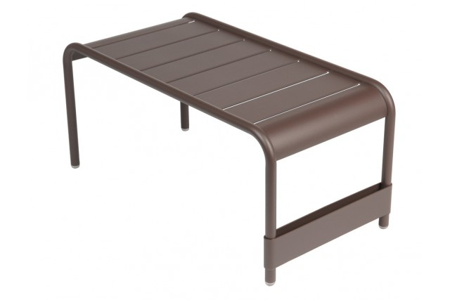 Banc Luxembourg Table basse FERMOB