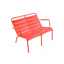 Fauteuil Bas Duo Luxembourg / 2 places - FERMOB