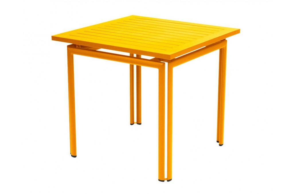 Emejing table de jardin fermob occasion ideas awesome interior home satellite - Table de jardin plastique vert saint paul ...