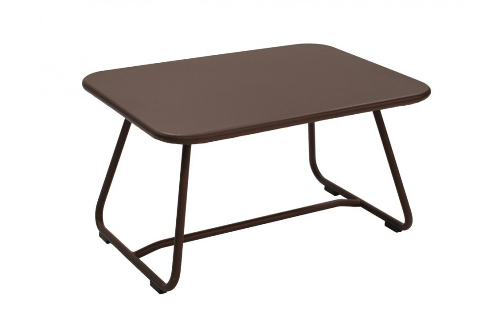 table basse sixties fermob latour mobilier de jardin. Black Bedroom Furniture Sets. Home Design Ideas