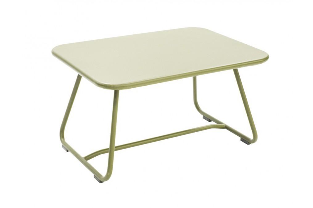 Table basse sixties fermob latour mobilier de jardin - Table de jardin fermob ...