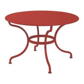 Table Romane FERMOB Ronde diam 117 cm