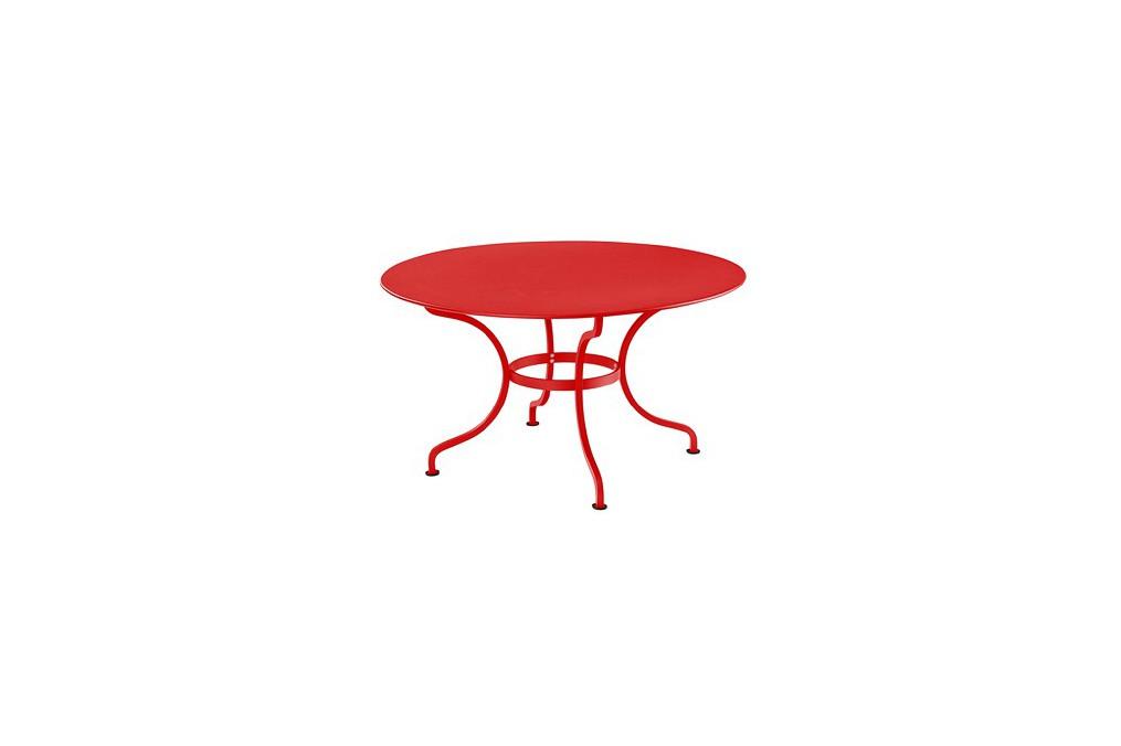 Table Romane FERMOB Ronde diam 137 cm - Latour Mobilier de jardin