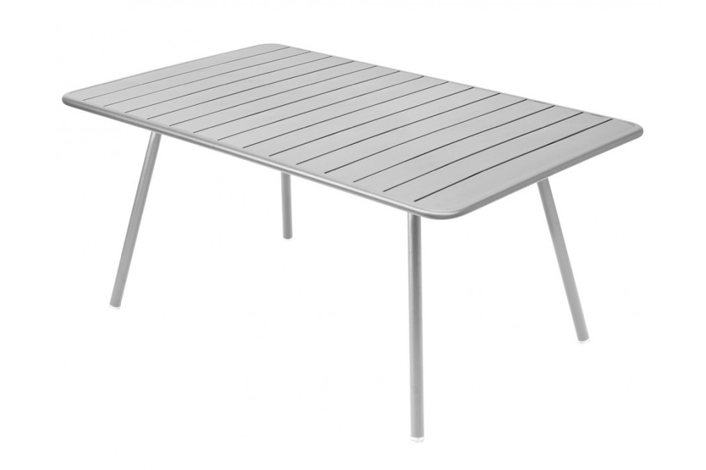 Table luxembourg 165 x 100 cm fermob for Table luxembourg fermob
