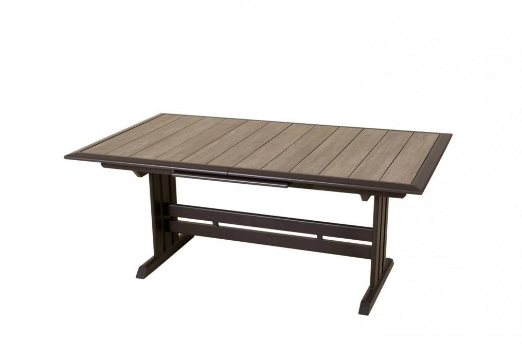 Table hegoa les jardins 150 200 x 90 cm latour mobilier for Portillon jardin largeur 90 cm