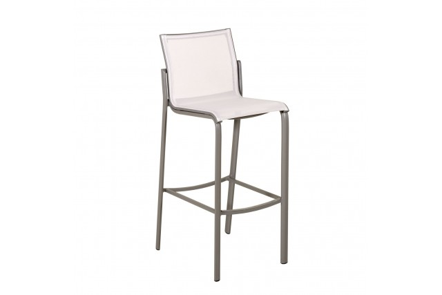 tabouret de bar hegoa les jardins latour mobilier de jardin. Black Bedroom Furniture Sets. Home Design Ideas