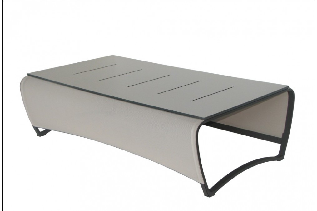 Table Basse Jet Stream Les Jardins 120 x 70 cm - Latour Mobilier de ...