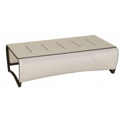 Table Basse Jet Stream 120 x 70 cm - LES JARDINS