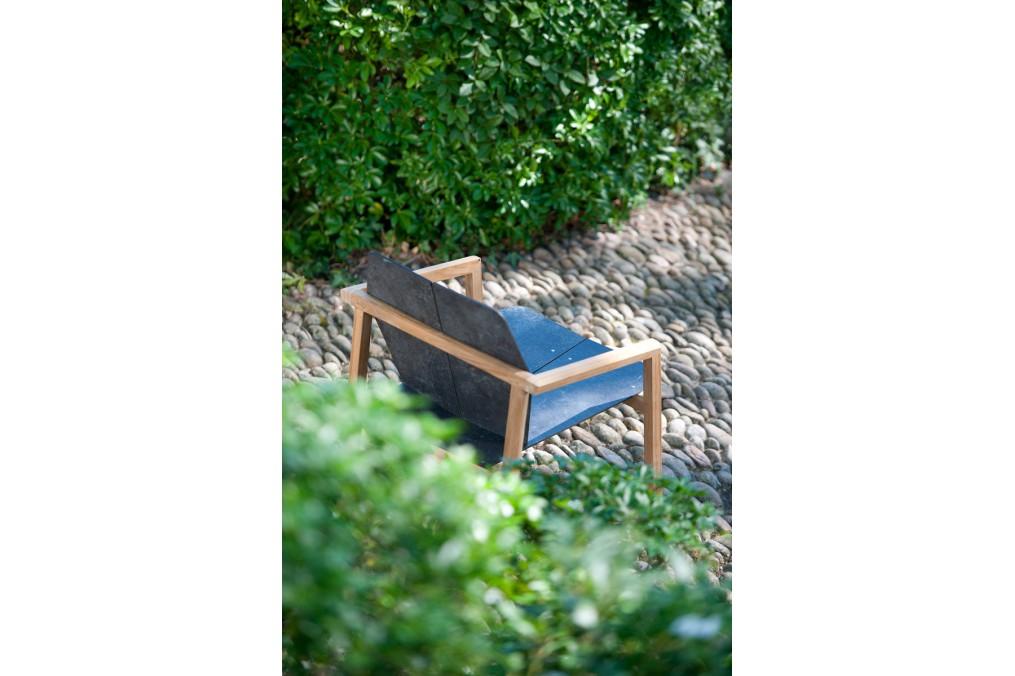 Fauteuil tekura les jardins latour mobilier de jardin for Mobilier les jardins