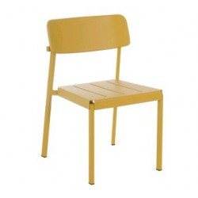 Chaise Shine Advanced Moutarde Emu