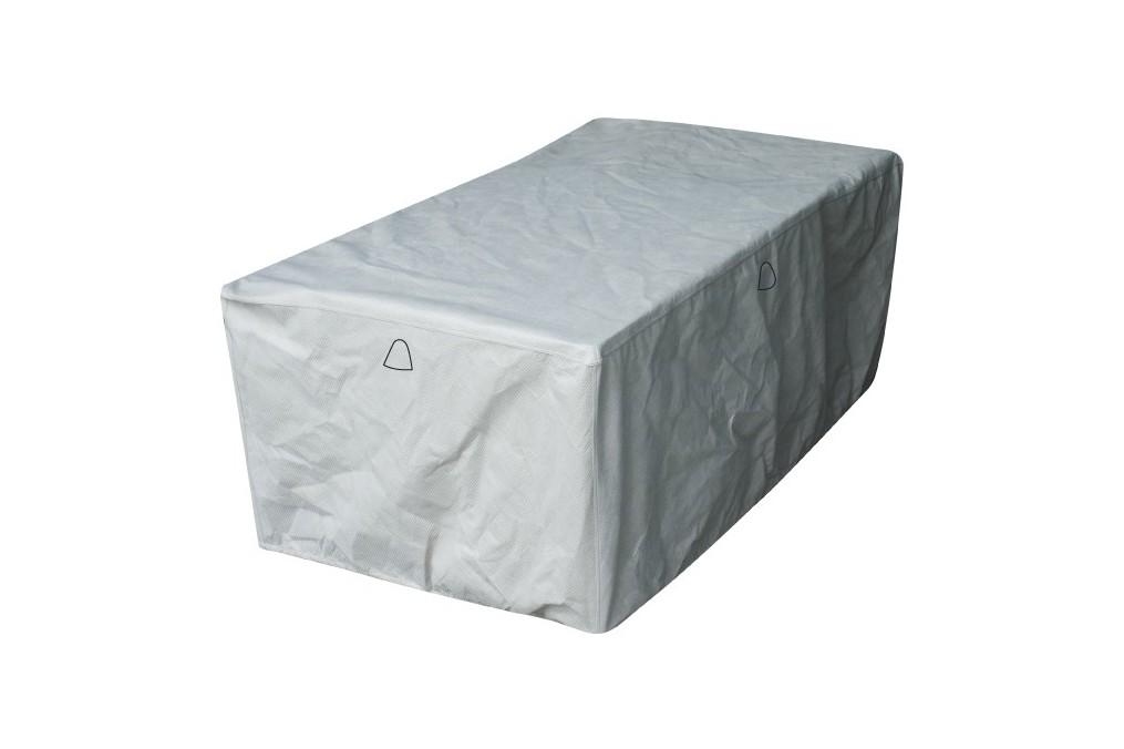 housse de table 225x110 eurotrail. Black Bedroom Furniture Sets. Home Design Ideas