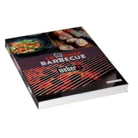 "Livre de recettes ""Chef barbecue"" Weber"