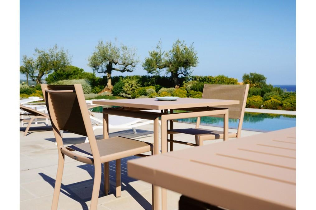 awesome salon de jardin fermob costa contemporary. Black Bedroom Furniture Sets. Home Design Ideas