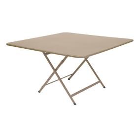 Table Caractère 128 x 128 cm Fermob