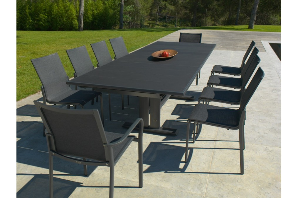 table exterieur beton amazing equipement sports u aires de jeux table en bton with table. Black Bedroom Furniture Sets. Home Design Ideas