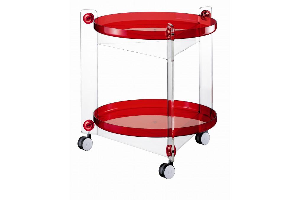 Table roulante 66 cm guzzini for Jardin 66