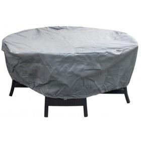 Housse de protection pour table ronde 160X92 cm - Eurotrail