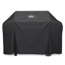 Housse de protectetion pour barbecue genesis ii weber for Housse pour barbecue weber