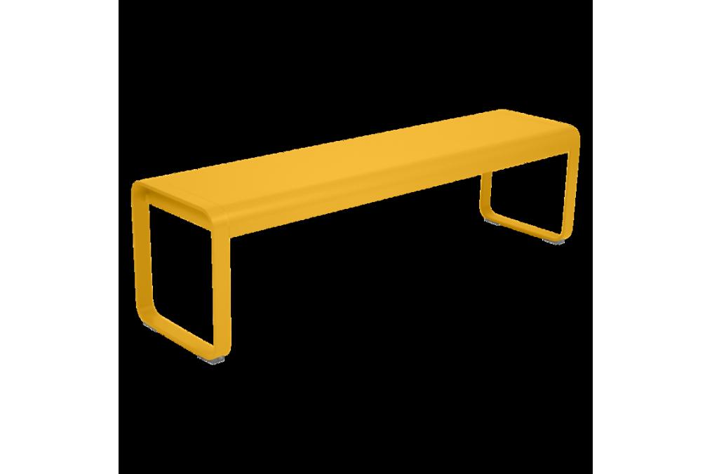 Banc bellevie fermob latour mobilier de jardin for Banc de jardin fermob
