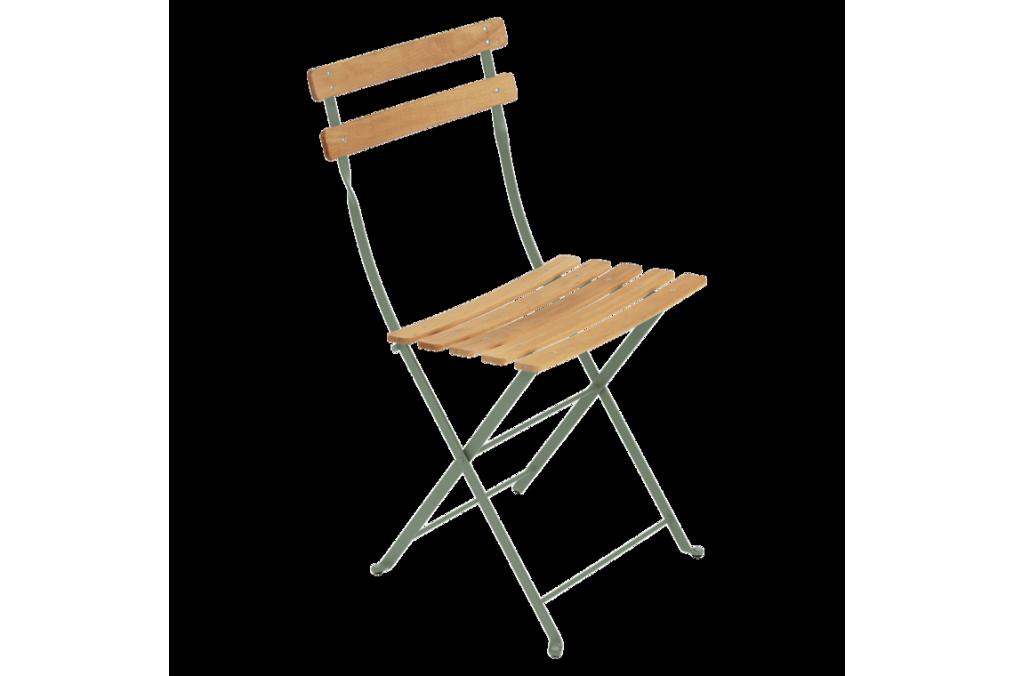 chaise bistro naturel fermob. Black Bedroom Furniture Sets. Home Design Ideas