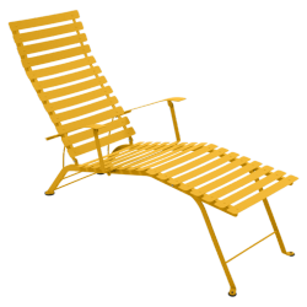 Chaise longue bistro fermob chez latour