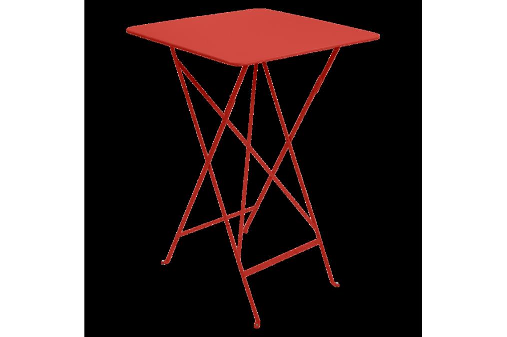 Table Haute Bistro FERMOB Métal 71x 71 cm - Latour Mobilier ...
