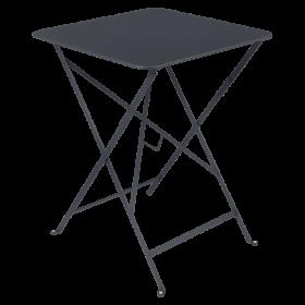 Table Bistro Métal Carrée 57 x 57 cm / 2 places - FERMOB