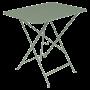 Table Bistro FERMOB Métal 77 x 57 cm Cactus