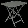 Table Bistro FERMOB Métal 77 x 57 cm Romarin