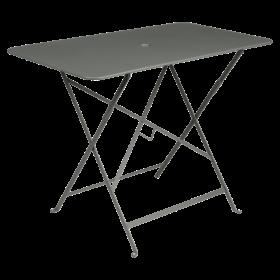 Table Bistro Métal 97 x 57 cm FERMOB Romarin