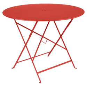 Table Bistro Métal diam 96 cm FERMOB