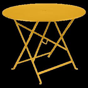 Table Bistro Métal diam 96 cm - FERMOB
