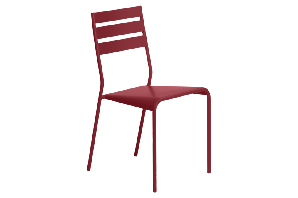 Chaises facto fermob a commander par 2 for Chaise de jardin fermob