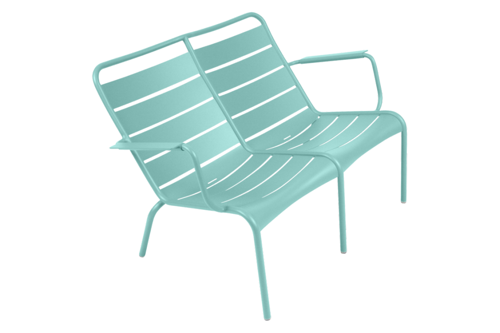 Fauteuil luxembourg fermob fauteuil bas luxembourg fermob for Buro design luxembourg