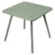 Table Luxembourg 80 x 80 cm FERMOB cactus