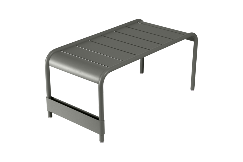 banc table basse luxembourg fermob. Black Bedroom Furniture Sets. Home Design Ideas