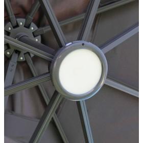Luminaire LED pour parasol déporté Proloisirs