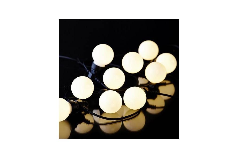 Guirlande lumineuse Lucas 10 ampoules leds Sirius