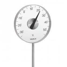 thermometre avec pique blomus