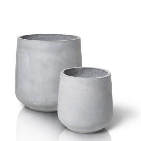 Set de 2 pots PLANTA BLOMUS