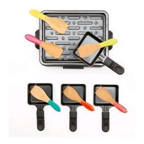 Set de 6 spatules à raclette N2J