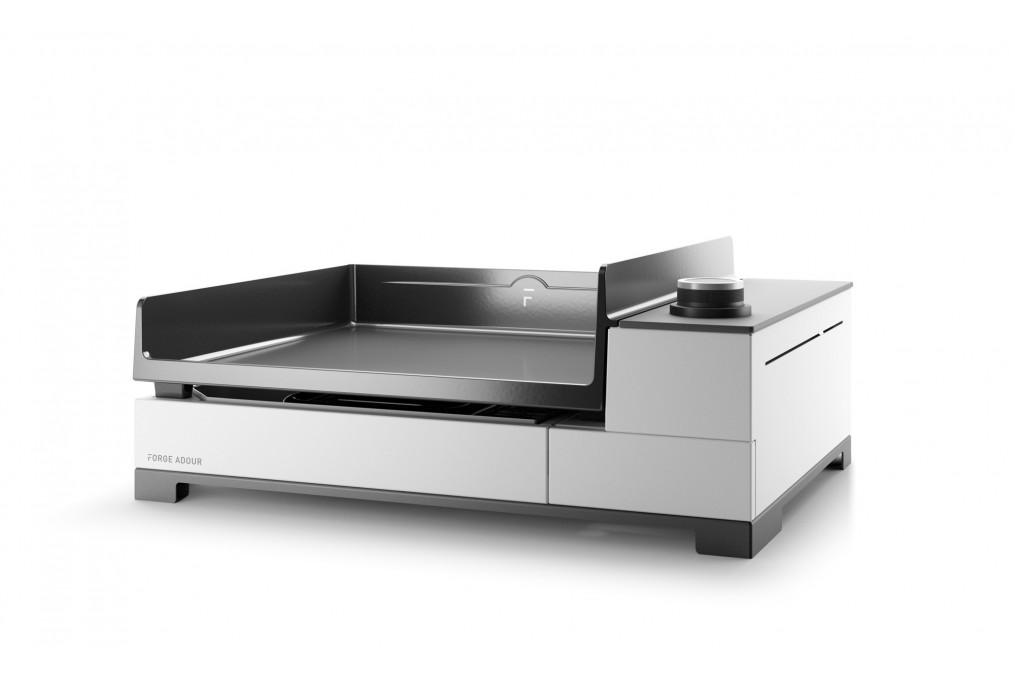 plancha gaz premium 45 acier forge adour. Black Bedroom Furniture Sets. Home Design Ideas