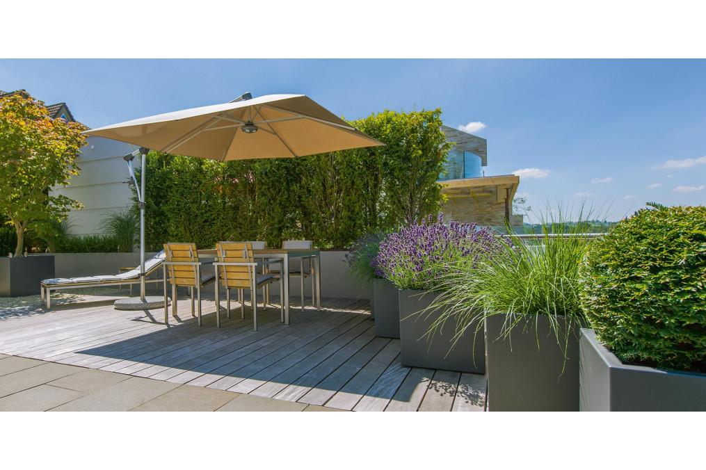 parasol sunwing c 260 260 glatz. Black Bedroom Furniture Sets. Home Design Ideas