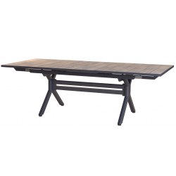 Table Xenah extensible 180/240x105cm - LES JARDINS