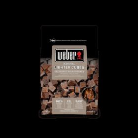 Pack de 48 cubes allume-feux bruns WEBER