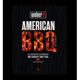 "Livre de recettes ""American BBQ"" WEBER"