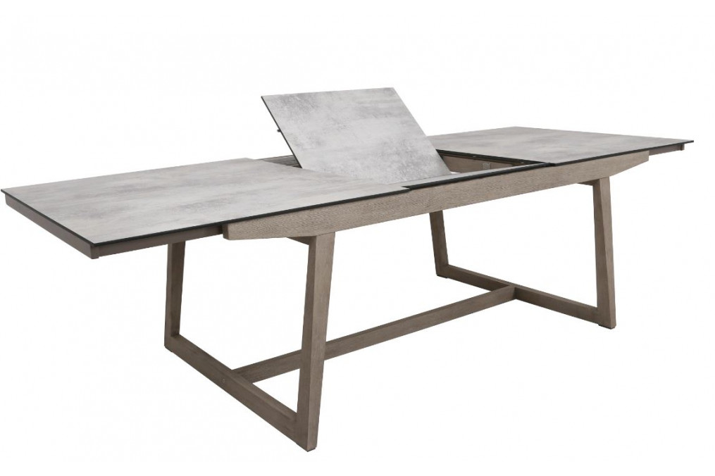 Table extensible 200/300x105 cm SKAAL LES JARDINS