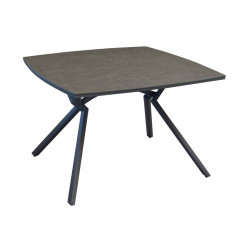 Table Loane 110 x 110 cm Océo