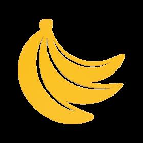 Dessous de plat Banane Fermob